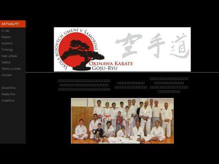 www.karatesamorin.sk