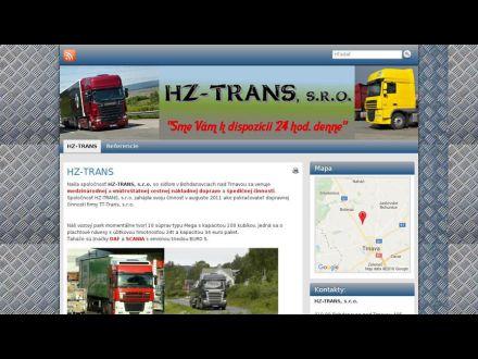 www.hz-trans.sk