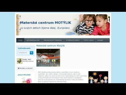 www.mcmotylik.sk
