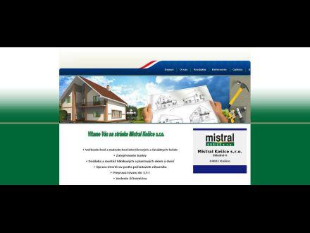 www.mistralkosice.sk