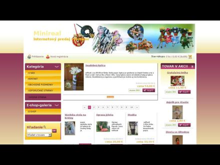 www.minirealrm.sk