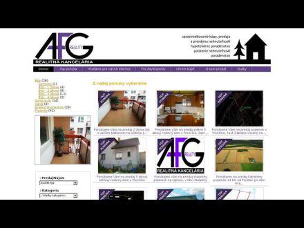 www.afgreality.sk