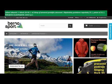 www.bernosport.sk