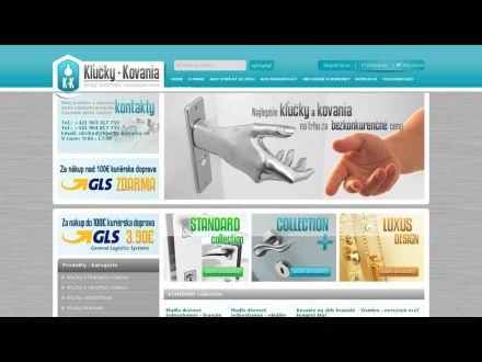 www.klucky-kovania.sk