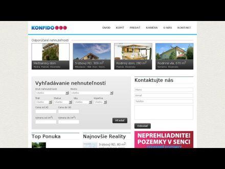 www.konfido.sk
