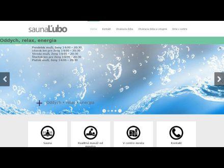www.saunalubo.sk