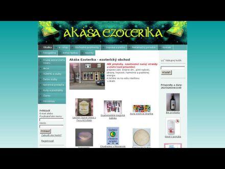 www.akasaezoterika.sk