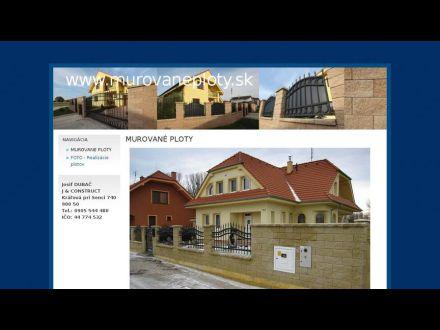 www.murovaneploty.sk