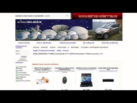 www.slsat.eshop-zdarma.cz