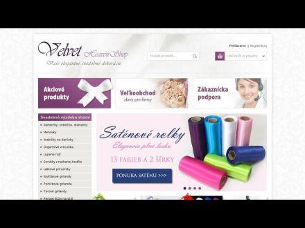 www.velvetheavenshop.sk