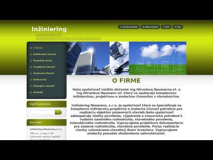 www.inziniering-neumann.sk