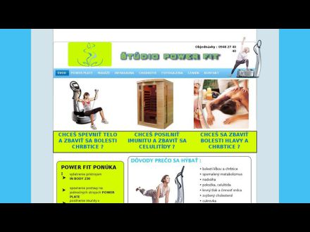 www.powerfit.sk