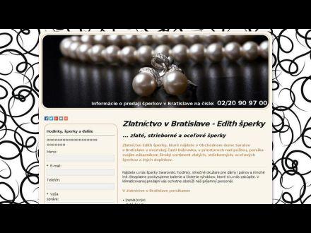 www.zlatnictvo-bratislava.sk
