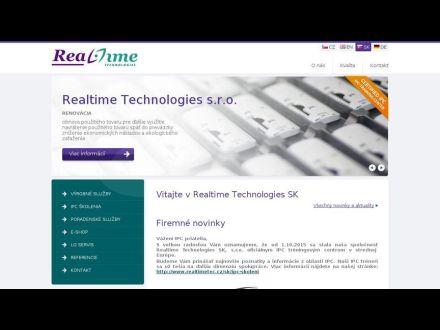 www.realtimetec.sk
