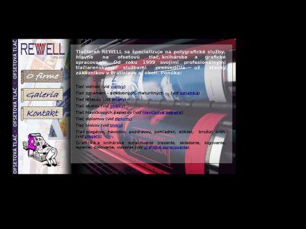www.rewell.sk