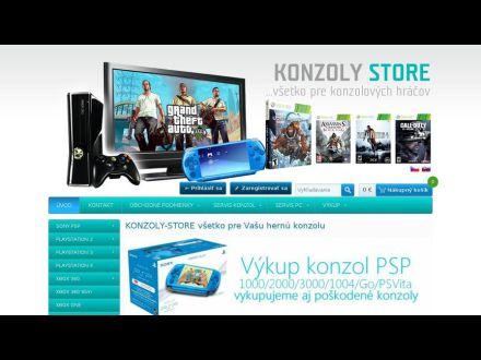 www.konzoly-store.sk