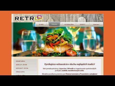 www.restauraciaretro.sk