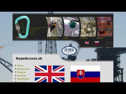 www.ropeaccess.sk