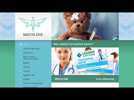 www.medi-line.sk