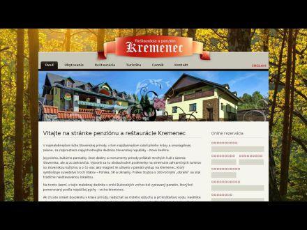 www.kremenec.sk