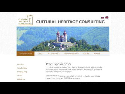 www.heritageconsulting.sk