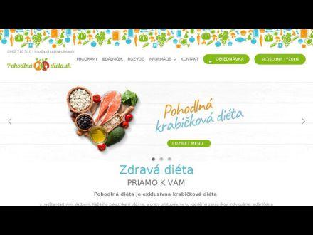 www.pohodlna-dieta.sk