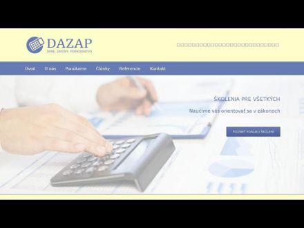www.dazap.sk