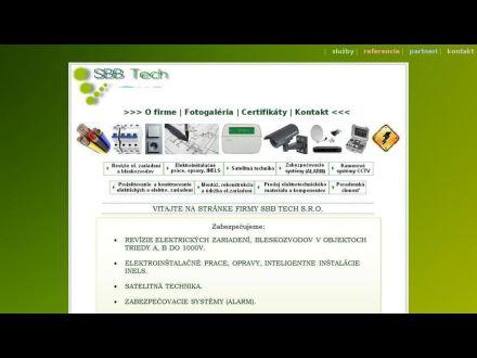 www.sbbtech.sk