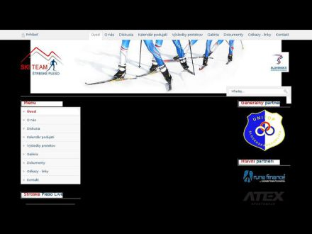 www.skiteampleso.sk