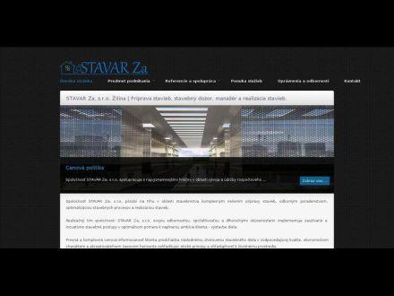 www.stavarza.sk