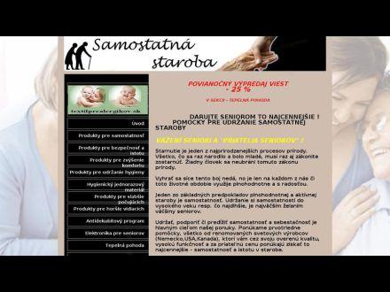 www.samostatnastaroba.sk