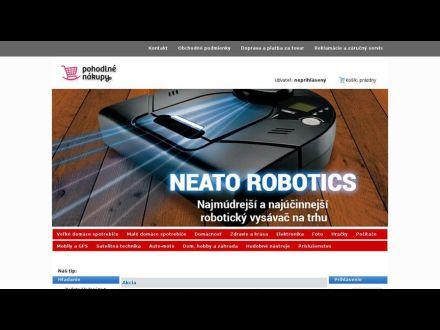 www.pohodlne-nakupy.sk