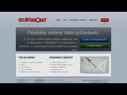 stavimont.sk
