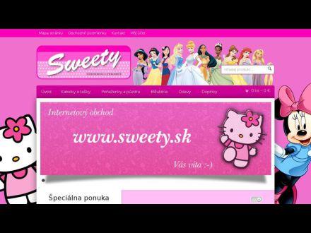 www.sweety.sk