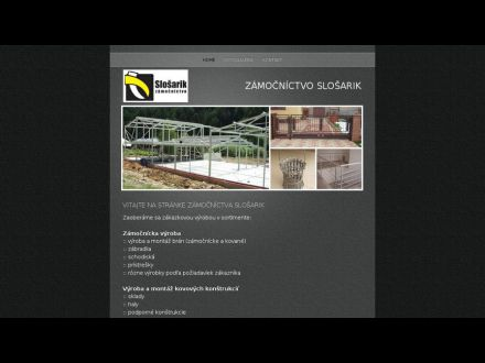 www.slosarik.sk