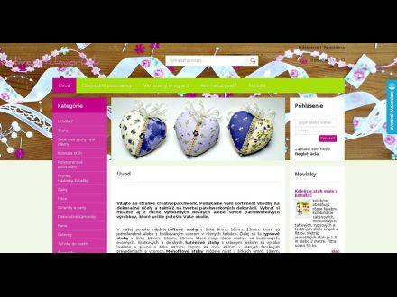 www.creativepatchwork.sk