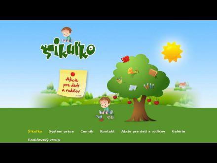 www.sikulko.sk
