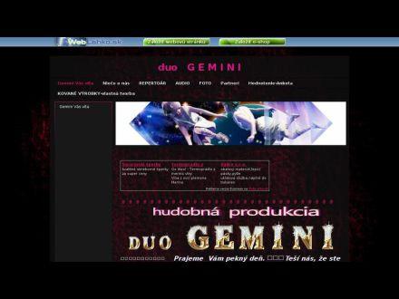 www.duogemini.wbl.sk