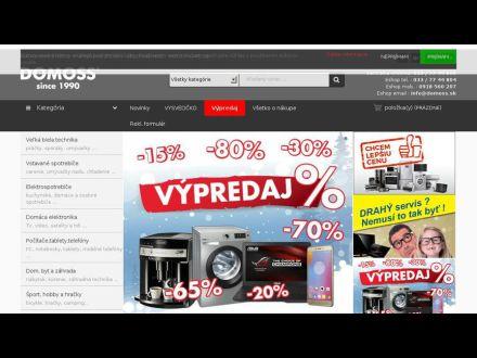 www.domoss.sk