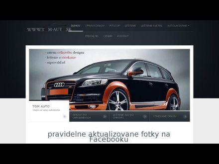 www.tom-auto.sk
