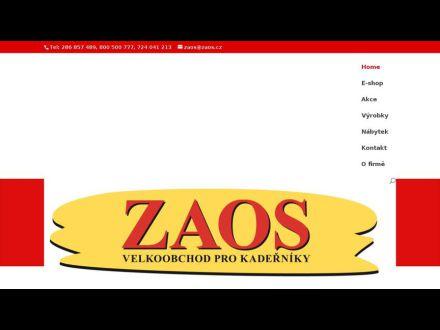 www.zaos.cz