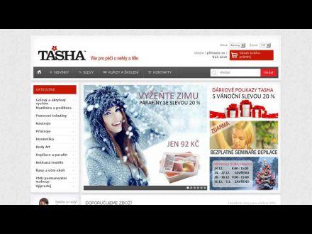 www.tasha.cz