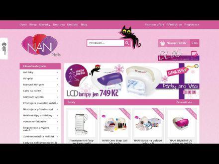 www.naninails.sk