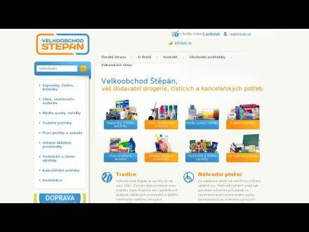 www.velkoobchod-stepan.cz