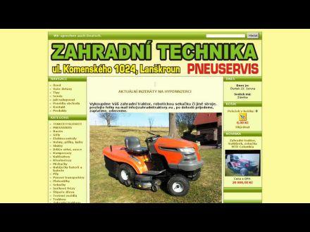 www.zahradnitraktory.eu