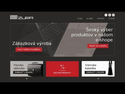 www.zura.sk