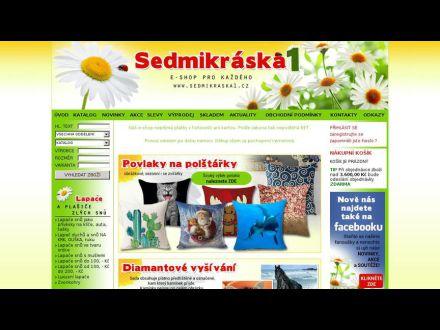 www.sedmikraska.mimishop.cz