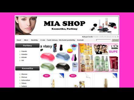 www.kosmetika-miashop.cz