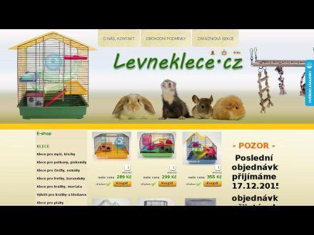 www.levneklece.cz