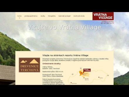 www.vratnavillage.sk